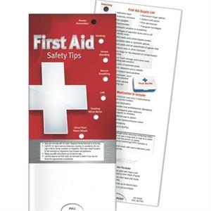 Pocket Slider (TM) - First Aid Safety Tips