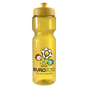 28 oz Transparent Sports Bottle