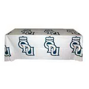 Step & Repeat Plastic Disposable Table Cover