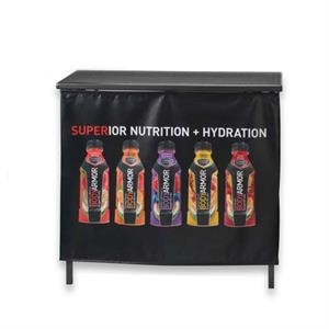 Portable Folding Bar with Digital Print