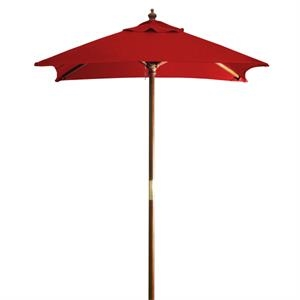 7 Foot Square Market Umbrella