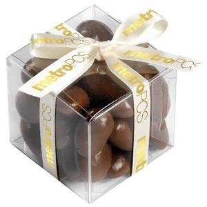 Timeless Present with Chocolate Covered Almonds