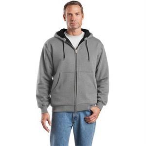 CornerStone - Heavyweight Full-Zip Hooded Sweatshirt with...