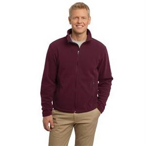 Port Authority Tall Value Fleece Jacket.