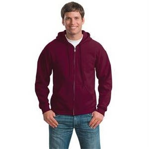 Gildan - Heavy Blend Full-Zip Hooded Sweatshirt.