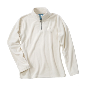 Womens Freeport Microfleece Pullover