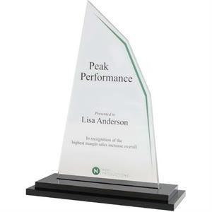 Clear Acrylic Award