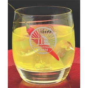 Romantica Double Old Fashioned Glass - Set of 4