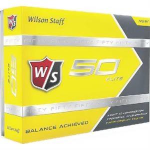 Wilson Staff® 50 Elite™ Golf Ball