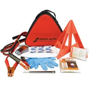 Deluxe Triangle Safety Kit