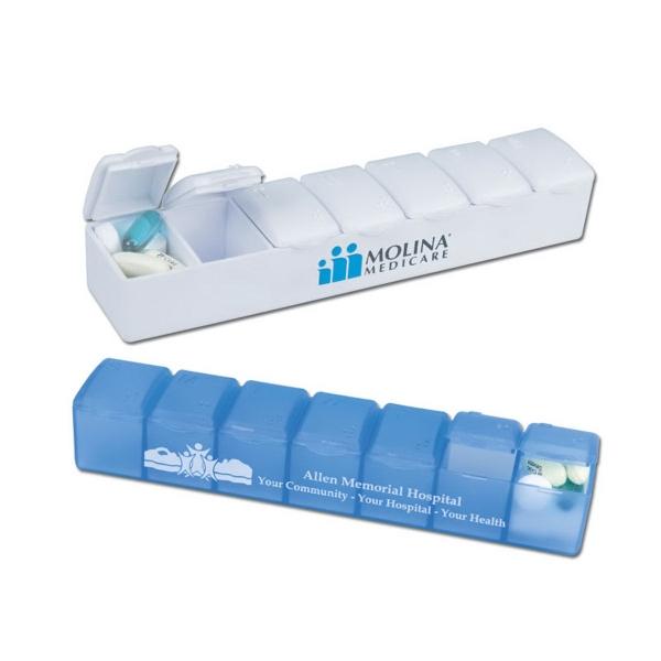 Seven Day Pill Case