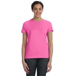 Ladies' 4.5 oz., 100% Ringspun Cotton nano-T(R) T-Shirt