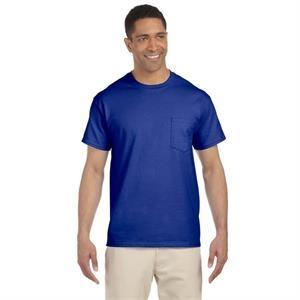 Adult Ultra Cotton(R) 6 oz. Pocket T-Shirt
