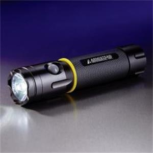 Magnetic Power Slide Work Flashlight