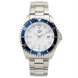 Men's Rotating Bezel Watch
