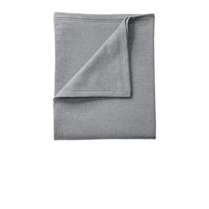 Port & Company Core Fleece Sweatshirt Blanket.
