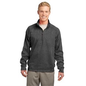 Sport-Tek Tech Fleece 1/4-Zip Pullover.