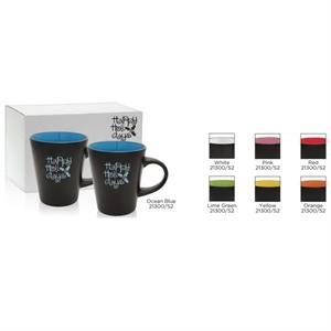 Noir Collection Comfort Mug Gift Set