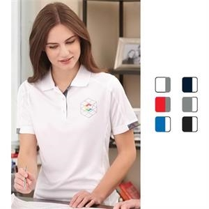 W-Kiso Short Sleeve Polo