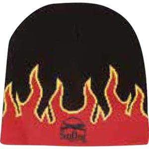 Tribal Pre-Decorated Racing Beanie