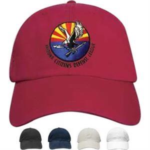 The Ultimate Classic Premium Washed Cap