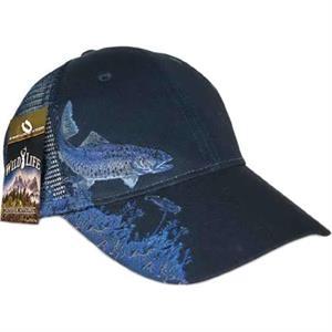 Trout Mesh Cap