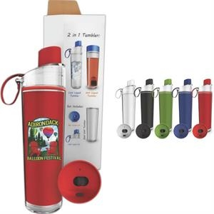 Excursion Dual Lid Bottle Set