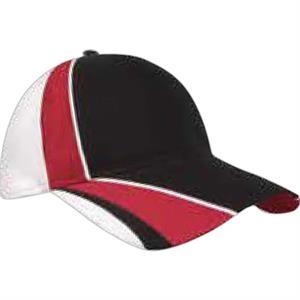 Stripe Racing Cap