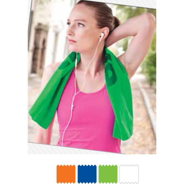 Microfiber Suede Fitness Towel