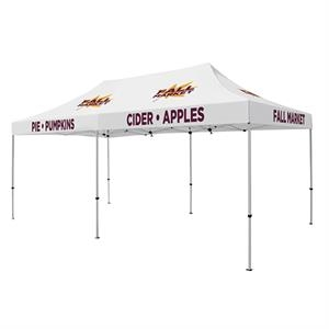 Premium 10x20 Event Tent Kit (Full-Color,6 Locations)