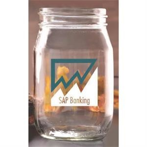 Shindig Glass Jar