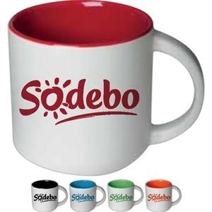 14 oz. Sedona Two-Tone Mug