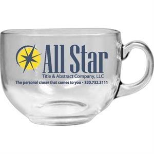 24.5 oz. Glass Soup Mug