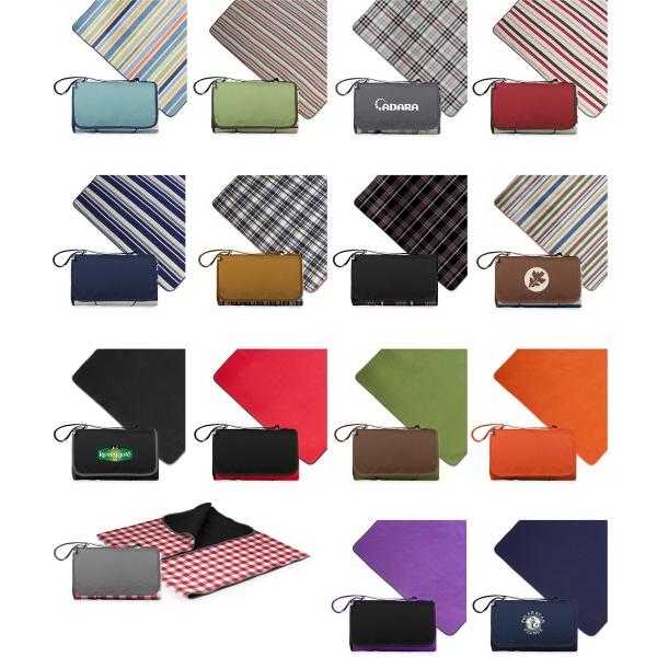 Blanket Tote - Solids