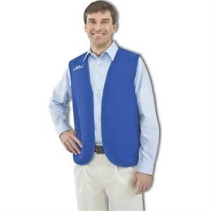 Unisex Button Vest