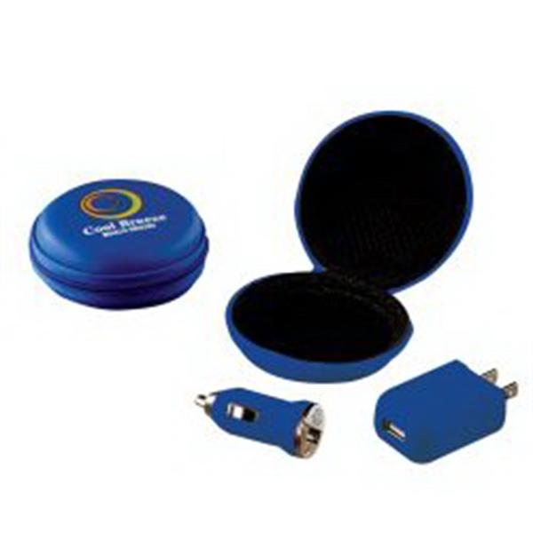 The Power Plug Kit - Blue