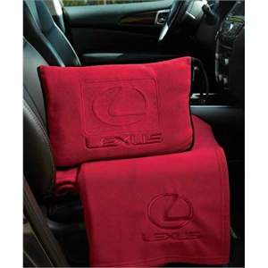 Sport/Travel Premium Fleece Blanket