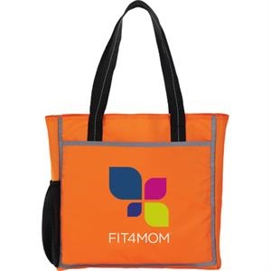 Reflective Frame Tote