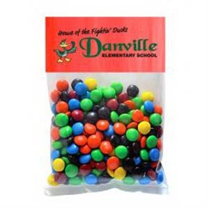 M&Ms - Plain in Large Header Pack