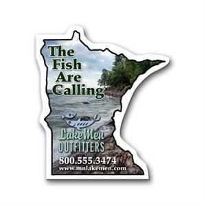 Minnesota State Magnet