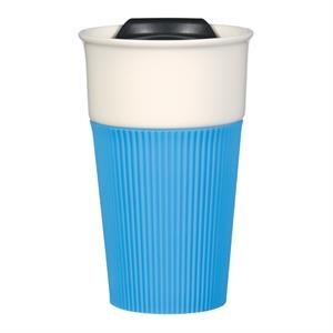 13 Oz. Ceramic Mug With Silicone Sleeve