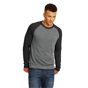 Alternative Champ Colorblock Eco -Fleece Sweatshirt.