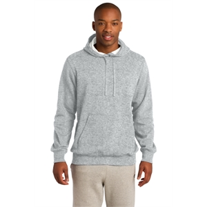 Sport-Tek Tall Pullover Hooded Sweatshirt.