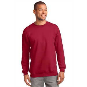 Port & Company - Essential Fleece Crewneck Sweatshirt.