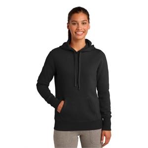 Sport-Tek Ladies Pullover Hooded Sweatshirt.