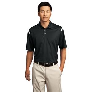 Nike Dri-FIT Shoulder Stripe Polo.