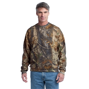 Russell Outdoors Realtree Crewneck Sweatshirt.