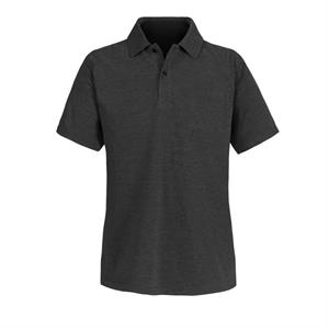 Hotlist Women's Honeycomb Pique Sport Polo