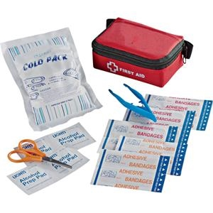StaySafe 28-Piece Compact First Aid Kit