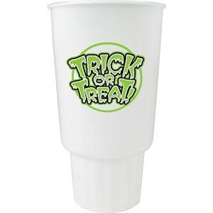 Glow 32oz Stadium Car Cup